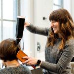 Site internet pour les coiffeurs