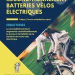 Batteries vélos électrique