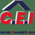 Logo C.E.I Couverture Étanchéité Isolation